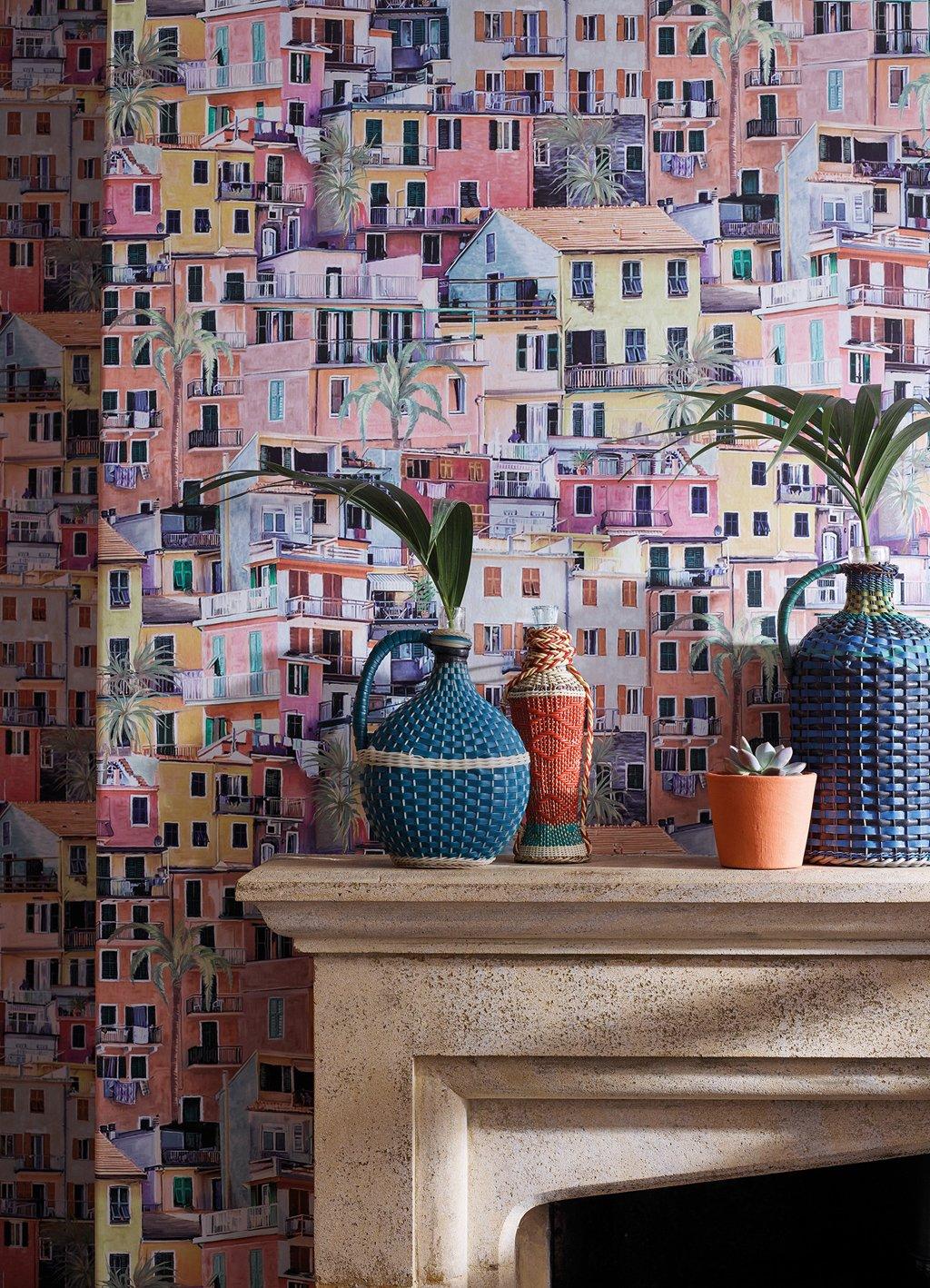 Osborne & Little - Estuco Interiors Marbella