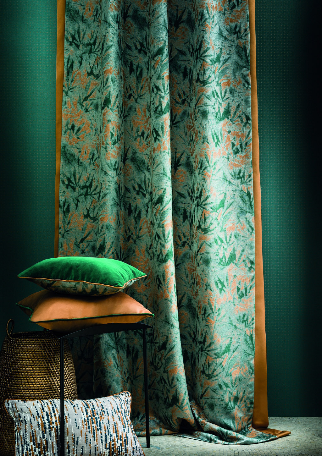 "CASAMANCE ""Habana"" Collection in Estuco Interiors - Marbella"