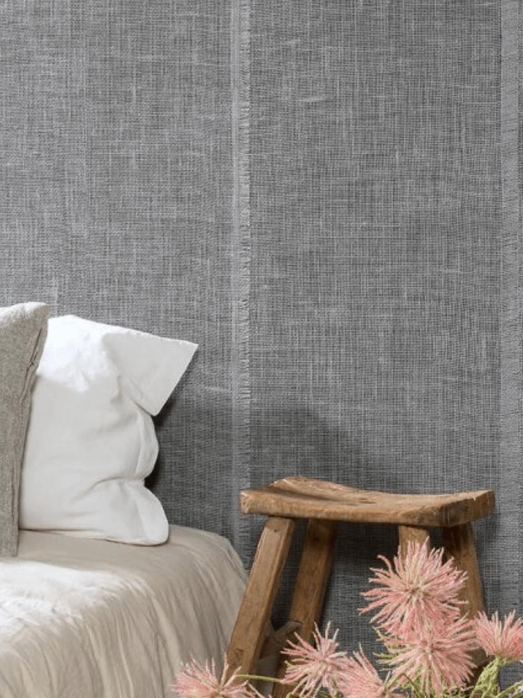 Scandinavian bedroom wallpaper